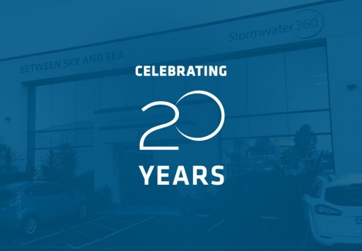 Stormwater360 celebrates 20 years in business