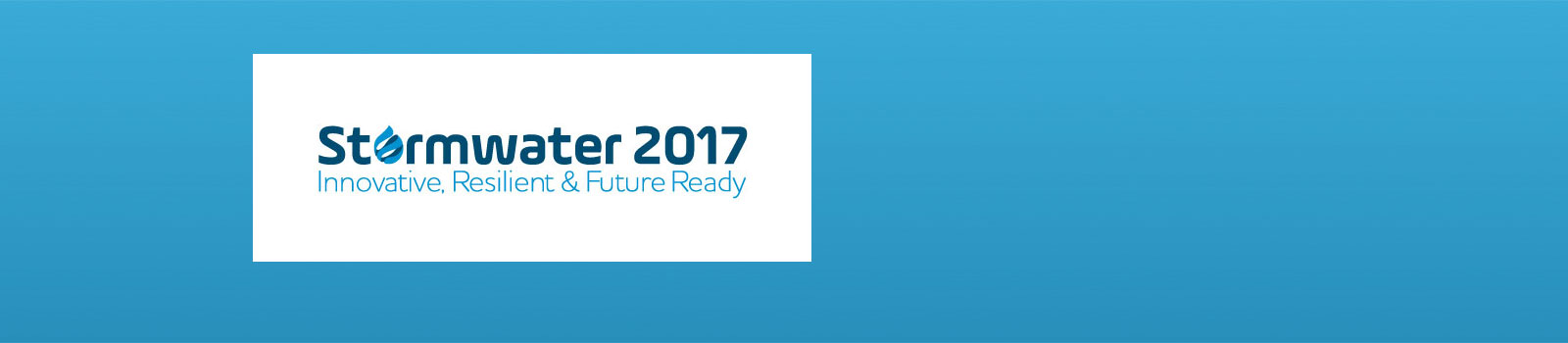 Four Papers Accepted to the 2017 Water NZ Stormwater Conference